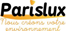 Logo Parislux complet